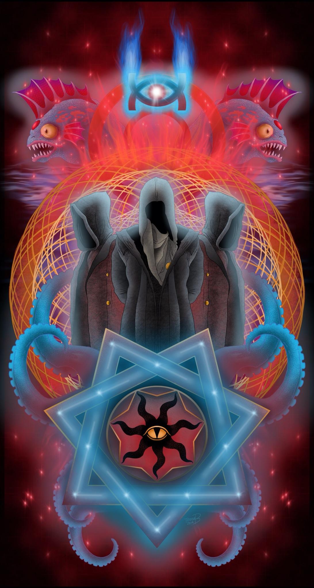 Secret Keepers of Dagon